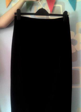 Длинная юбка карандаш george