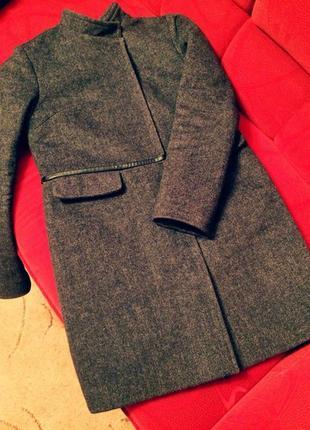 Пальто зима осень демисизон