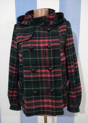 Коротке пальто