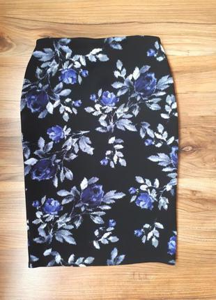 Юбка карандаш прямая юбка