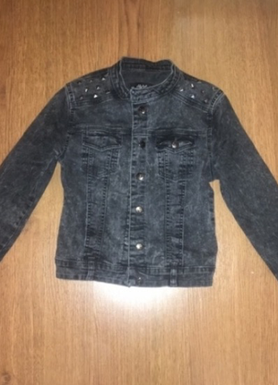 Джинсовая куртка dilvin