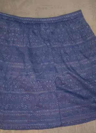 Школьная юбка шорты old navy  на 10-12 лет