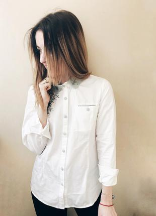 Рубашка с вишивкой