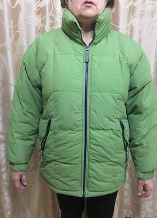 Зимняя куртка, columbia.