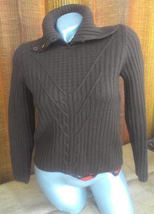 Зимний свитер luisa spagnoli скидка 50%