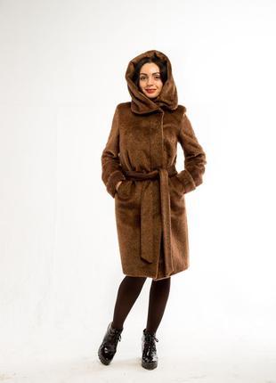 Модное пальто grislav