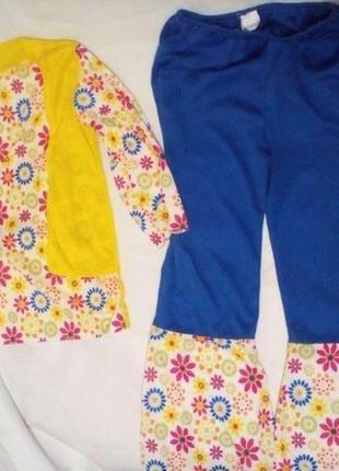 Карнавальный костюм весны pocopiano на 7-10лет1 фото