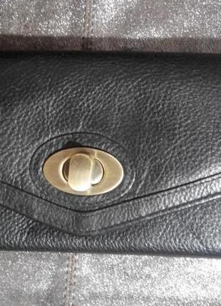 Кожаный кошелёк индия