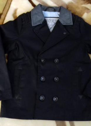 Продам куртку ( пиджак )демисезонную от mexx на  мальчика 7-8 лет