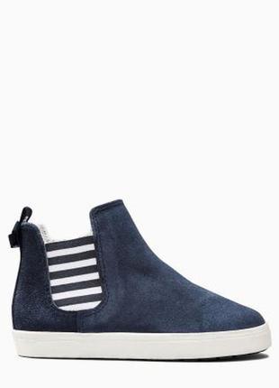 Next кожаные ботинки челси кеды хайтопы