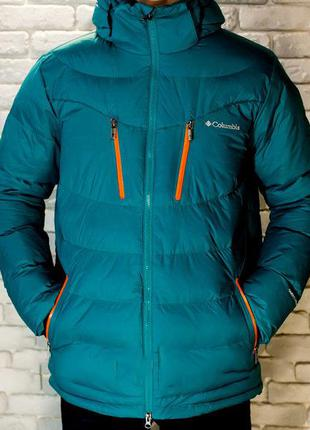 3e719659 Мужская зимняя куртка columbia omni-heat Columbia, цена - 2600 грн ...