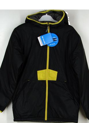 Двухсторонняя куртка на мальчика 14-16 лет сolumbia