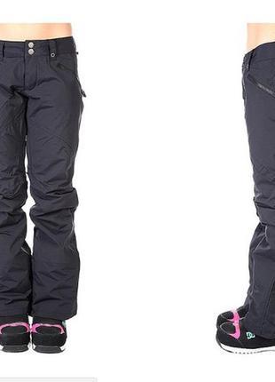 Burton® wb society pants  штаны лыжи/сноуборд