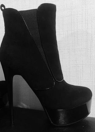 Ботильоны ботинки сапоги sexy fairy