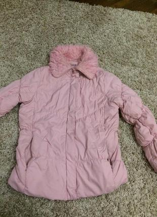 Куртка для девочки 12-15 лет
