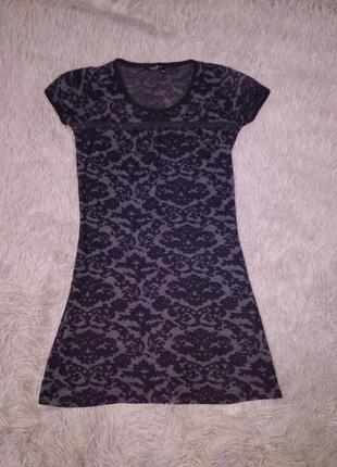 Короткое платье gloria jeans