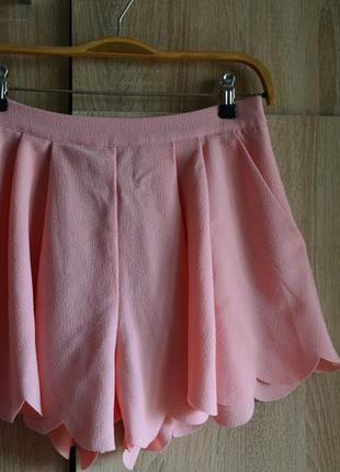 Классные шорты высокая талия от new look