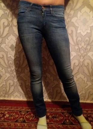 Классические джинсы wrangler