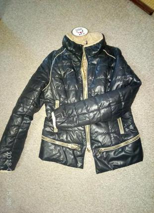 Демисезонная куртка x woyz