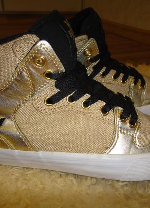 9ee47760ba54 ... Высокие женские кеды, кроссовки supra footwear р.39 стелька 24,5  оригинал3 ...