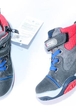 8681f7661 Демисезонные ботинки на мальчика тм солнце, р. 21,22,23,24,25,26 ...
