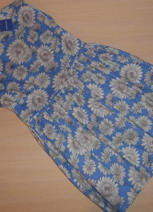 Нарядное платье, сарафан marks&spencer 10-11 лет 140-146 см, оригинал