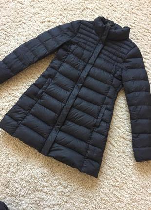 Пуховик куртка mango