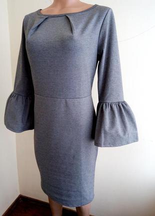 Платье трикотажное collection p.xl (14)