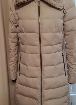 Пуховик пальто зимове