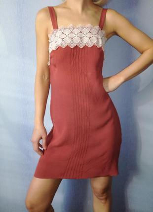 Платье в бельевом стиле new look petite