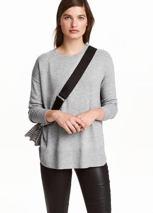 Стильна кофта , свитер h&m свободного кроя