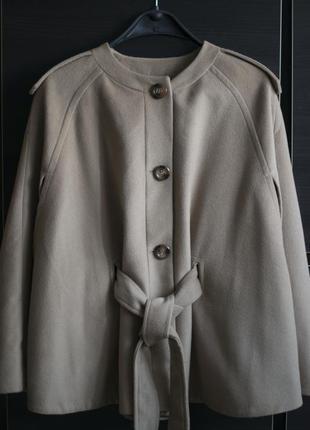 Пальто-пончо kira plastinina