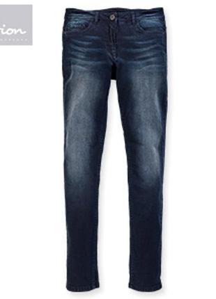 Стильные стрейчевые джинсы бойфренды blue motion германия