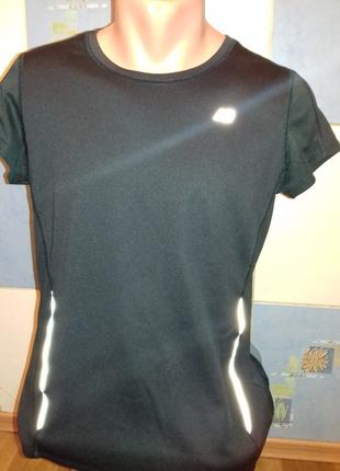 New balance (lighting dry) спортвная термо футболка - l