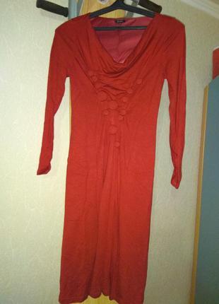 Платье осень-весна