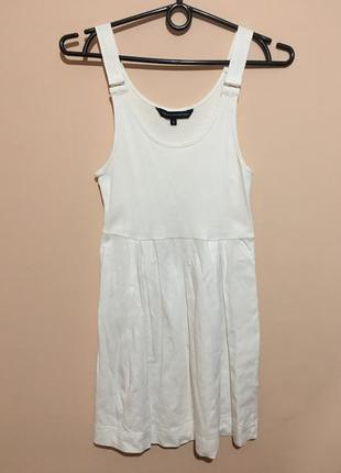 Платье в рубчик french connection