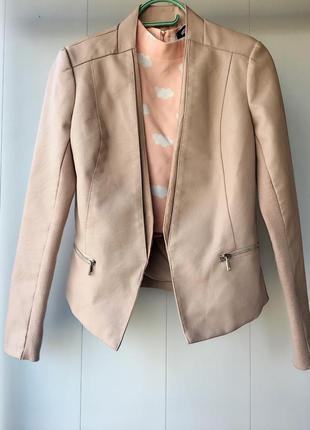 Весенняя куртка new look🌸