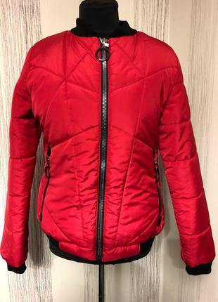 Модна курточка 42-50 розмір