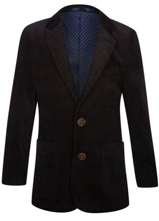 Вельветовый пиджак george, размер 6-7