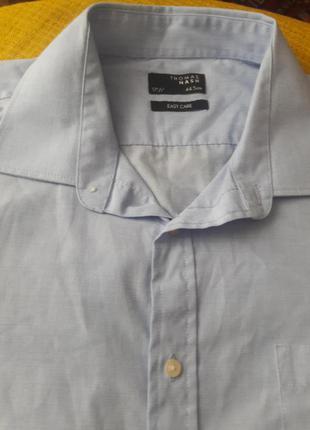 Рубашка лондон thomas nash х/б  р.xxl