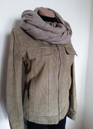 Куртка/кожа/италия