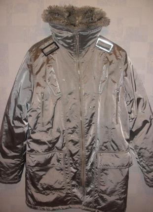 Демисезонная итальянская курточка