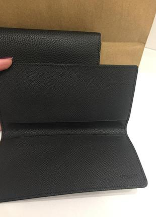 ... Женский кошелек coach new york pebbled leather checkbook. оригинал.3 ... 4df3dd3fdb3