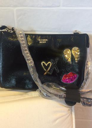 Потрясная сумка через плечо от victoria's secret