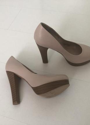 Классные недорогие туфли cento р.38,5-39