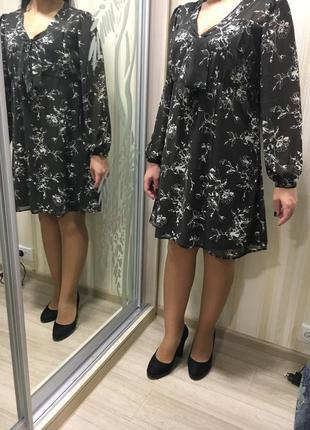 Шикарное шифоновое платье.   ассортимент на https://www.instagram.com/mandarin.shopp/