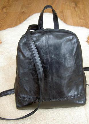 Кожаный городской рюкзак aldo