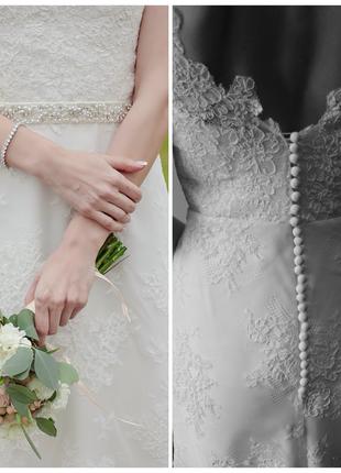 Свадебное платье daria karlozy