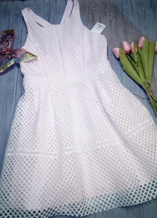 Изумительное нарядное платье, сарафан, candy couture, бирка, англия, 152- 158