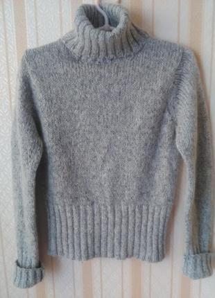 Mохеровый свитерок от h&m